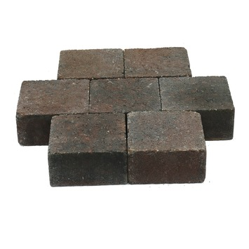 Trommelsteen Beton Oud Hollands 14x14x7 cm - 405 Stuks / 7,94 m2