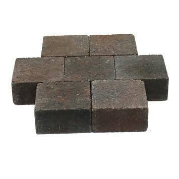 Trommelsteen Beton Oud Hollands 14x14x7 cm - 45 Stuks / 0,88 m2