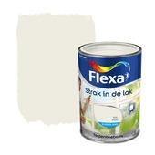 Flexa Strak in de Lak RAL 9010 gebroken wit zijdeglans 1,25 liter