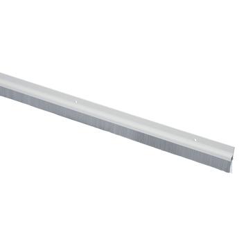 Handson tochtstrip met borstel PVC wit 93 cm