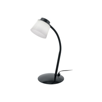 Eglo bureaulamp Torrina zwart