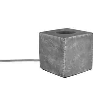 Lampvoet beton grijs