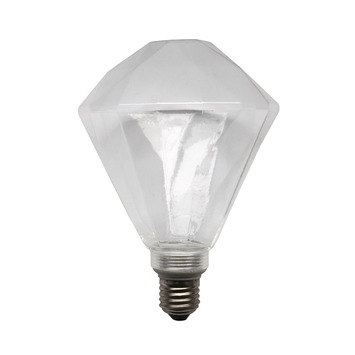 E27 LED lamp heldere diamant