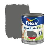 Flexa Strak in de Lak antraciet hoogglans 750 ml