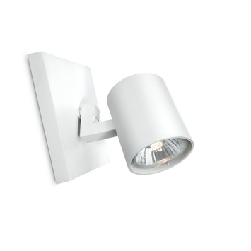 Philips Opbouwspot MyLiving Runner Wit 50W