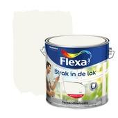 Flexa Strak in de Lak wit hoogglans 2,5 liter