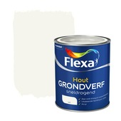 Flexa grondverf sneldrogend wit 750 ml
