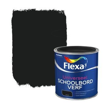 Flexa schoolbordverf zwart 250 ml