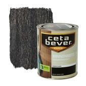 CetaBever binnenbeits transparant black wash zijdeglans 750 ml