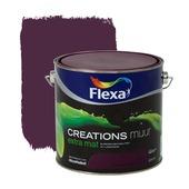 Flexa Creations muurverf royal intrigue extra mat 2,5 liter