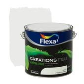 Flexa Creations muurverf fresh linen extra mat 2,5 liter