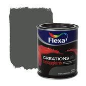 Flexa Creations lak industrial grey hoogglans 750 ml