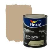 Flexa Creations muurverf touch of glamour mat 1 liter