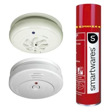 Smartwares Brandbeveiligingsset