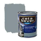 CetaBever meesterbeits dekkend zilvergrijs zijdeglans 750 ml