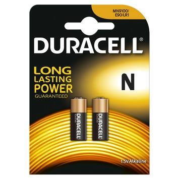 Duracell Batterij N/MN9100 Alkaline 1,5V 2 stuks
