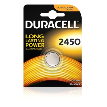 Duracell knoopcel 2450