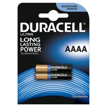 Duracell AAAA 2 stuks