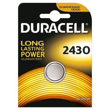 Duracell knoopcel 2430