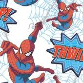 Papierbehang df73299 spider-man thwipp