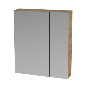 S-line spiegelkast 60cm chalet eiken
