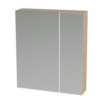 S-line spiegelkast 60 naturel eik