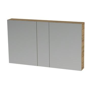 S-line spiegelkast chalet eik 120cm