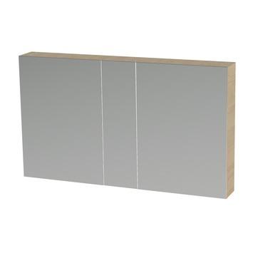 S-line spiegelkast 120 naturel eik