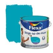 Flexa Strak op de Muur hemelsblauw mat 2,5 liter