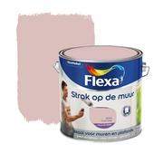 Flexa Strak op de Muur oudroze mat 2,5 liter