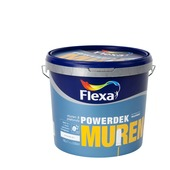 Flexa Powerdek latex stralend wit mat 10 liter