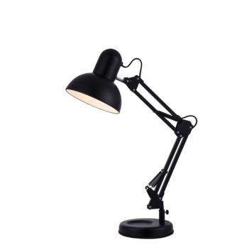 OK tafellamp zwart