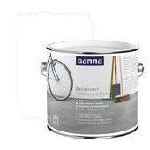 GAMMA betonverf wit 2,5 liter