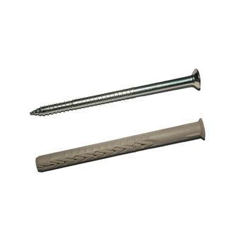 Fischer Slagplug SXRL 10x120 mm met schroef Torx 40 4 stuks