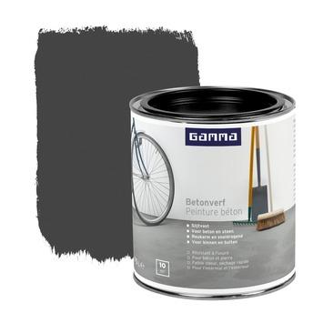 GAMMA betonverf antraciet 750 ml