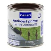 GAMMA grondverf antiroest bruin 250 ml