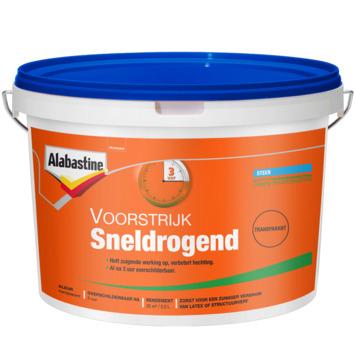 Alabastine voorstrijk sneldrogend transparant 2,5 liter