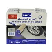 GAMMA vloerverf garage 2 componenten grijs 2,5 liter