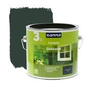 GAMMA tuinbeits dekkend donkergroen 2,5 liter