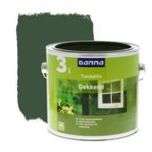 GAMMA tuinbeits dekkend midden groen 2,5 liter