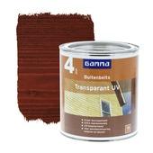 GAMMA buitenbeits transparant UV mahonie 750 ml