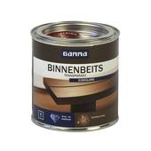 GAMMA binnenbeits transparant mahonie zijdeglans 250 ml