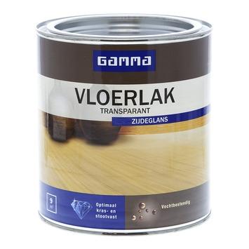 GAMMA vloerlak kleurloos zijdeglans 750 ml