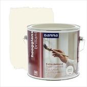 GAMMA Extra Dekkend lak RAL 9001 crème hoogglans 2,5 liter