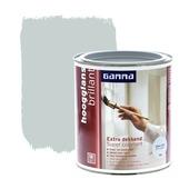 GAMMA Extra Dekkend lak zilver grijs hoogglans 750 ml