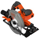 Black+Decker cirkelzaag CS1550K