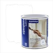 GAMMA Extra Dekkend lak wit zijdeglans 750 ml
