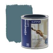 GAMMA Extra Dekkend lak petrol zijdeglans 750 ml