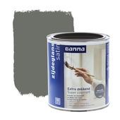 GAMMA Extra Dekkend lak warm grijs zijdeglans 750 ml