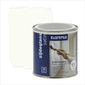 GAMMA Extra Dekkend lak RAL 9010 gebroken wit zijdeglans 250 ml